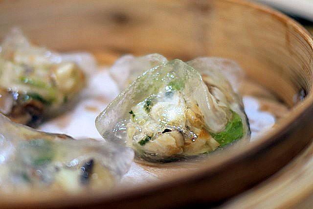 glass dumpling