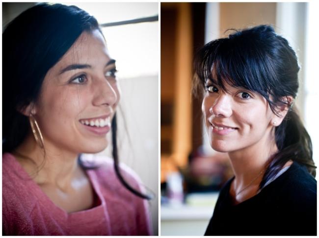 Sasha & Pilar