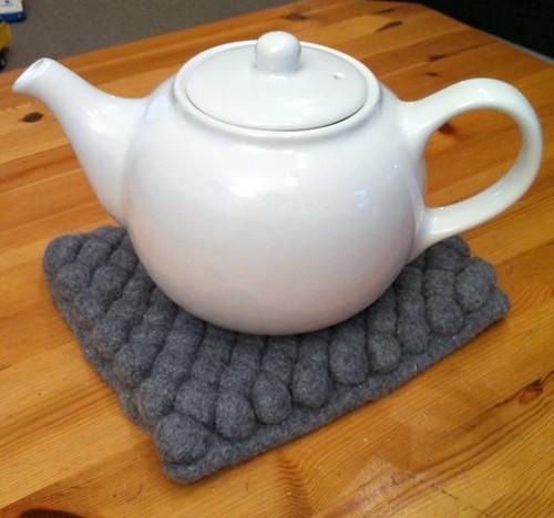 Teekannenuntersetzer