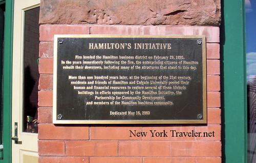 Hamilton's Initiative