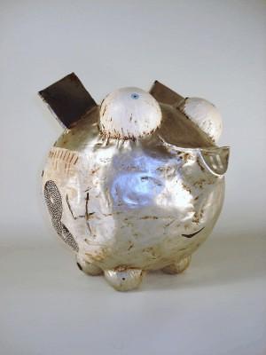Austin Crosthwaite Piggy Banks - P84