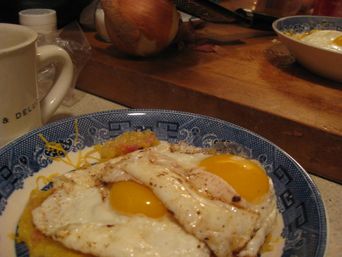How to make Winterized Grits