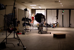 The awesome Goodby photo studio (TenSafeFrogs) Tags: lighting umbrella studio photography lights box photostudio goodbysilverstein