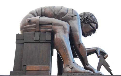 Eduardo Luigi Paolozzi: Newton