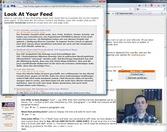 Bastelstunde: RSS-Feed anzeigen mit Feed2JS
