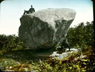 Cobble Rock, Rhode Island; late 1800's