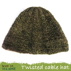 Twisted Cable Hat