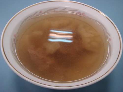 木火肉粽-苦瓜排骨湯.JPG