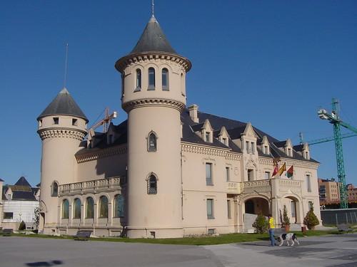 parque de los castillos