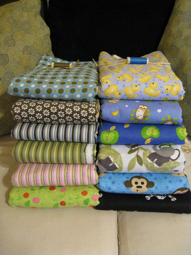 Fabric for pajama pants class