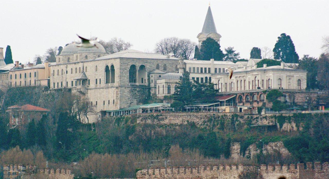 Topkapı sarayı  Istanbul through my eyes