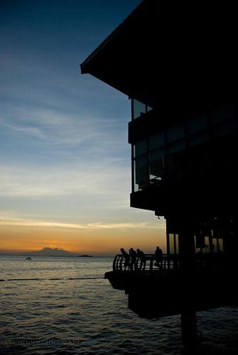 Sunset @ Ocean Park 01