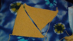 DSC01141 (AliaK) Tags: triangles triangle knitting myknitting