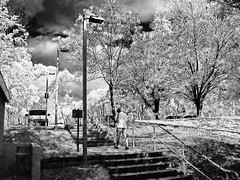 Infrared from digital - first attempt