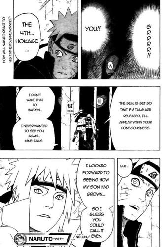 Naruto Manga Chapter 439 Page 17