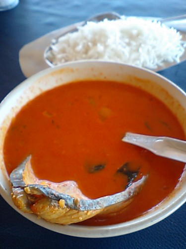 King-Fish curry