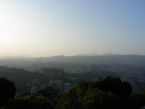 大尖山-天秀宮俯視風景