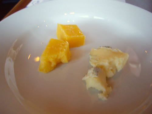 Taste of Cheese at Barcelona Restaurant (Columbus, OH)