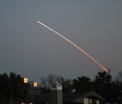Space Shuttle Launch, Fernandina Beach 082070