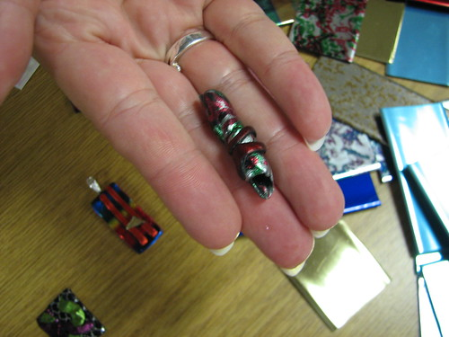 friendly plastic bead
