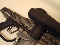 war gun hand made guns paintball gears exclusive