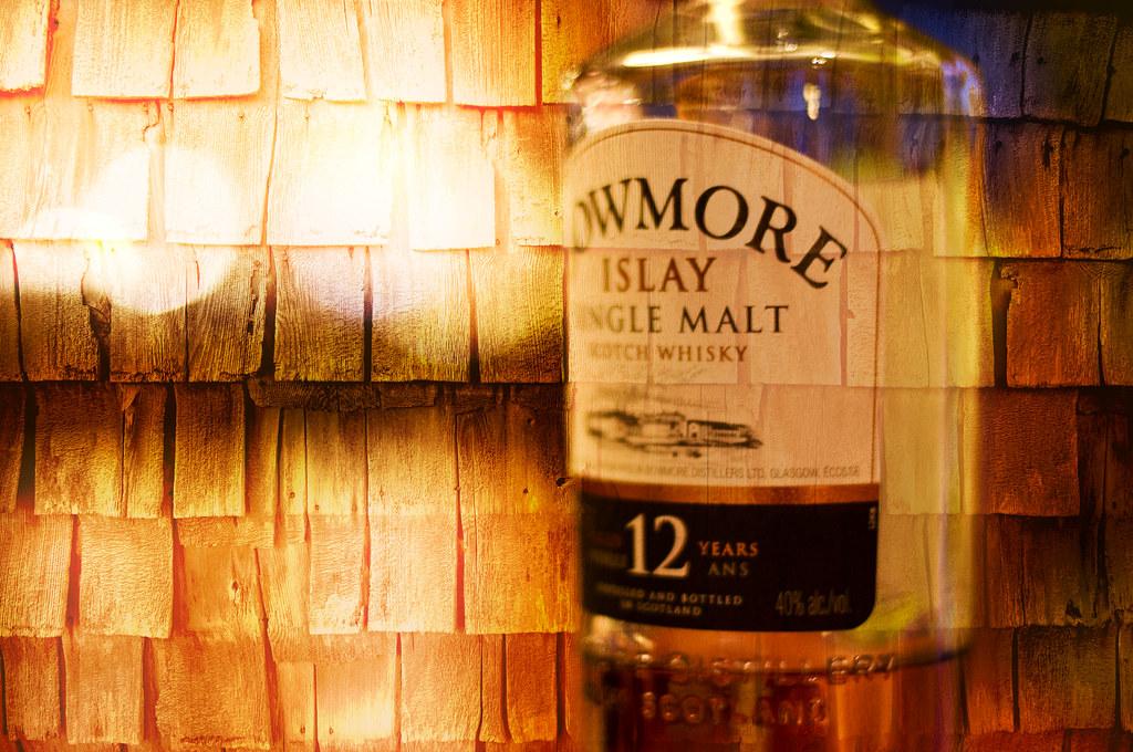 Bowmore, scotch whisky