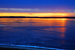 colour vs color (Kansas Poetry (Patrick)) Tags: clintonlake mschance sunset color colour mywinners goldsealofquality platinumphoto soe searchthebest supershot soniaspicturegallery peaceaward itsnotaboutyou fineartgallery imagenius themagichour amazingcolors