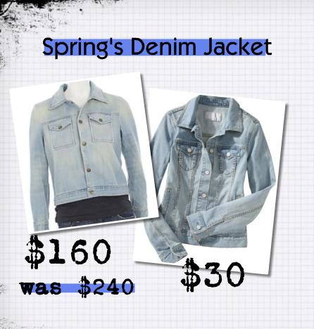 Cheap denim jackets? - Yahoo! Answers