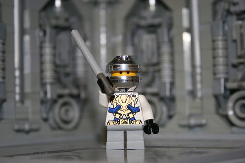Spacey minifig