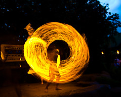 The Ring of fire .. (A wandering hermit) Tags: speed photography slow shutter naval nightsafari bhatt singaporetourism singaporephotogpraphy