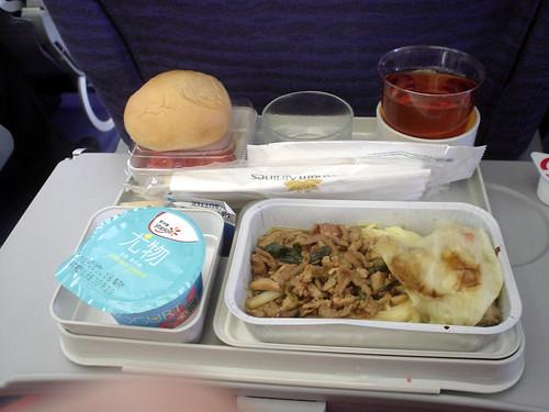 06.有顆燒賣躲在底下的飛機餐