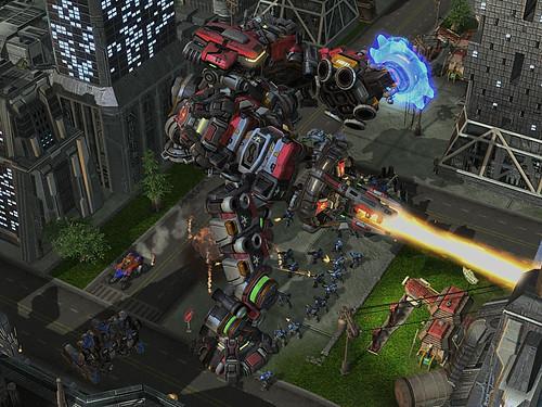 Terra Tron de StarCraft II
