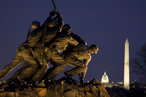 The men of Iwo Jima