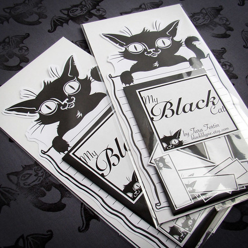 My Black Cat packaging