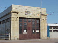 former Lifeboat Station, Blackpool