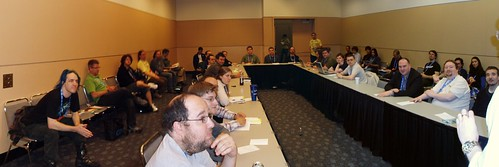Panorama - Roundtable Day 3