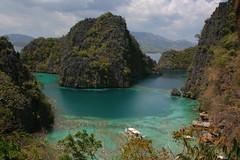 here is where you wanna be.... (bingle.) Tags: island philippines coron worldtrekker lakekangayan