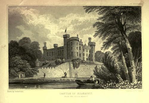 003-1- Castillo de Kilkenny desde el College Meadow
