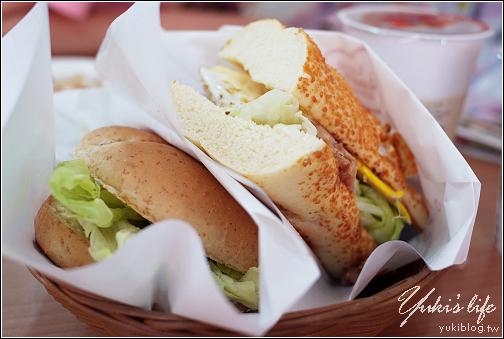 我的假日早午餐-拉亞漢堡
