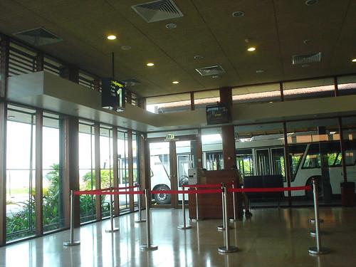 04.暹粒機場的登機門
