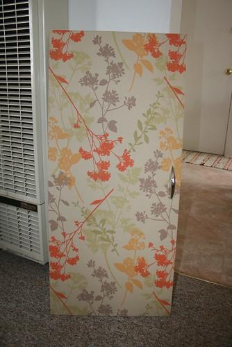 Fabric Door Panel