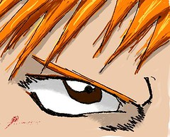 shaded Ichigo
