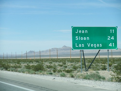 41 Miles to Vegas