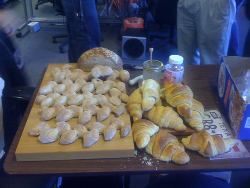 Our bread spread