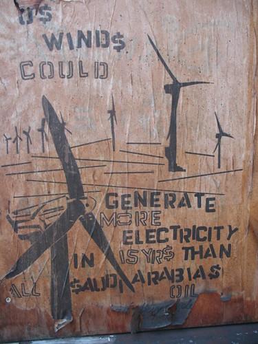 Wind or Saudi Oil on Flickr