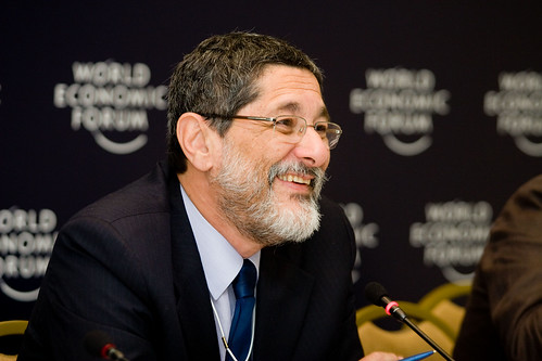 World Economic Forum 拍攝的 José Sergio Gabrielli de Azevedo - World Economic Forum on Latin America 2009。