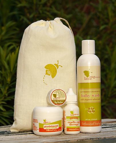 Sponsor Giveaway:: Little Bugs Botanicals