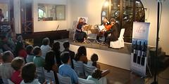 Instantáneas de un gran concierto en viñedos de Tunuyán