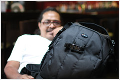 The Proud Lowepro Owner!!!