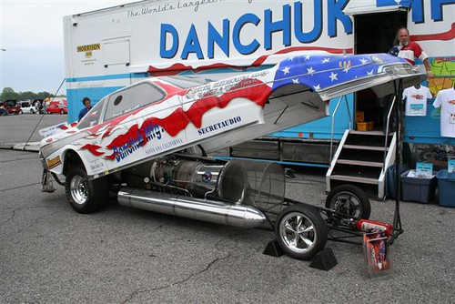 Super Chevy Memphis 2009 Jet Dragster